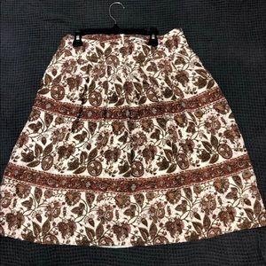 Vintage Banana Republic Skirt Sz 4